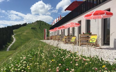 Stay with us in the Schmiedhof Alm